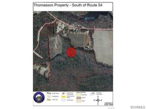 Property for sale at 12155 W Patrick Henry Road, Ashland,  Virginia 23005
