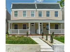 Property for sale at 1120 N 33rd, Richmond,  Virginia 23223