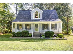 Property for sale at 20207 Stonewood Manor Drive,  Virginia 23803