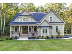 Property for sale at 7519 Madison Estates Drive, Mechanicsville,  Virginia 23111