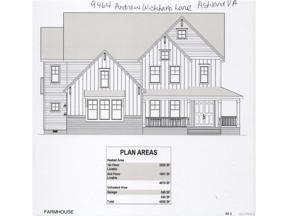Property for sale at 9464 Andrew Wickham Lane, Ashland,  Virginia 23005