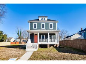 Property for sale at 2011 Greenwood Avenue, Richmond,  Virginia 23222