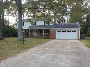 Property for sale at 1705 Whitethorne Road, Virginia Beach,  Virginia 23455
