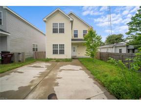 Property for sale at 1408 Ashton Street, Chesapeake,  Virginia 23321