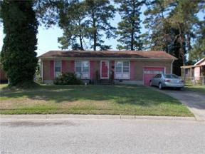 Property for sale at 1604 Basie Crescent, Portsmouth,  Virginia 23701