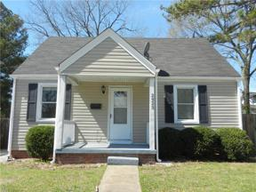 Property for sale at 2923 Tidewater Drive, Norfolk,  Virginia 23509
