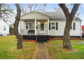 Property for sale at 1111 Laurel Avenue, Chesapeake,  Virginia 23325