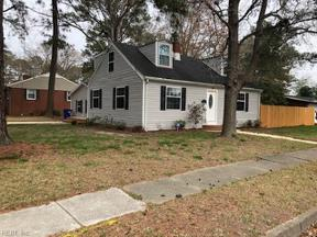 Property for sale at 3800 Wedgefield Avenue, Norfolk,  Virginia 23502