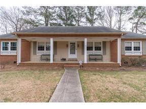 Property for sale at 205 Canterbury Road, Chesapeake,  Virginia 23320