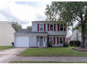 Property for sale at 1449 Eddystone Drive, Virginia Beach,  Virginia 23464
