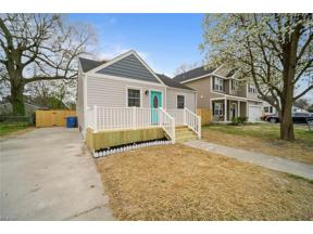 Property for sale at 810 Hughes Avenue, Chesapeake,  Virginia 23324