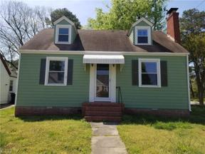 Property for sale at 4621 Columbia Street, Portsmouth,  Virginia 23707