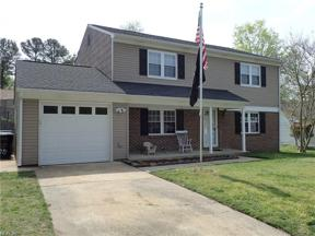 Property for sale at 1805 Oneida Court, Virginia Beach,  Virginia 23453
