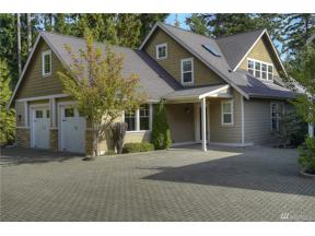 Property for sale at 3209 Emerald Lane, Gig Harbor,  WA 98335