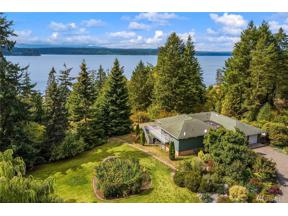 Property for sale at 40977 Foulweather Bluff Rd NE, Hansville,  WA 98340
