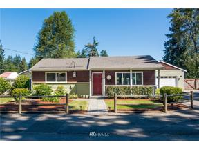 Property for sale at 1058 SW 308th Street, Federal Way,  WA 98023