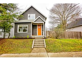 Property for sale at 919 N Ainsworth Ave, Tacoma,  WA 98403