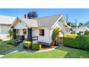 Property for sale at 825 N Fife St, Tacoma,  WA 98406