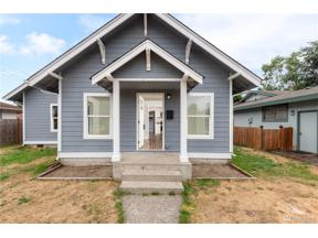 Property for sale at 6640 S Montgomery St, Tacoma,  WA 98409
