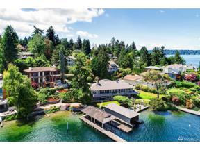 Property for sale at 7220 N Mercer Wy, Mercer Island,  WA 98040