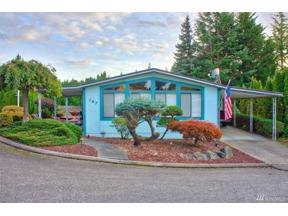 Property for sale at 2500 S 370th St Unit: 167, Federal Way,  WA 98003