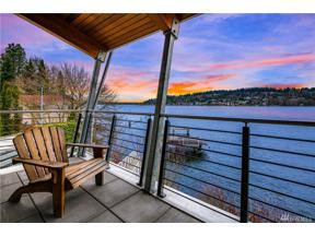Property for sale at 3905 Lake Washington Blvd N, Renton,  WA 98056