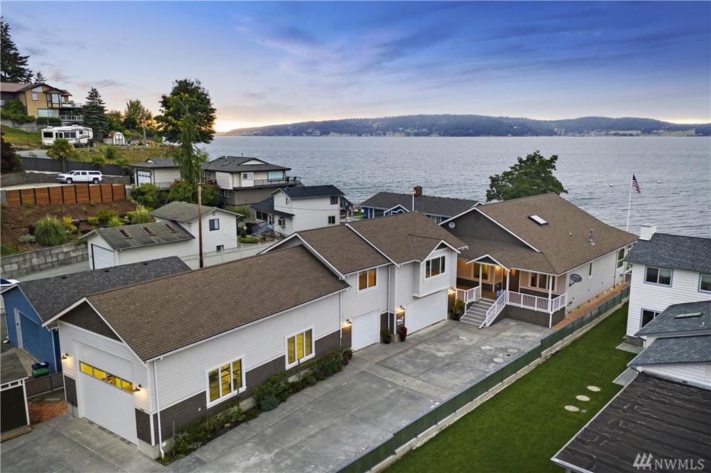 Photo of home for sale at Dr, Camano Island WA