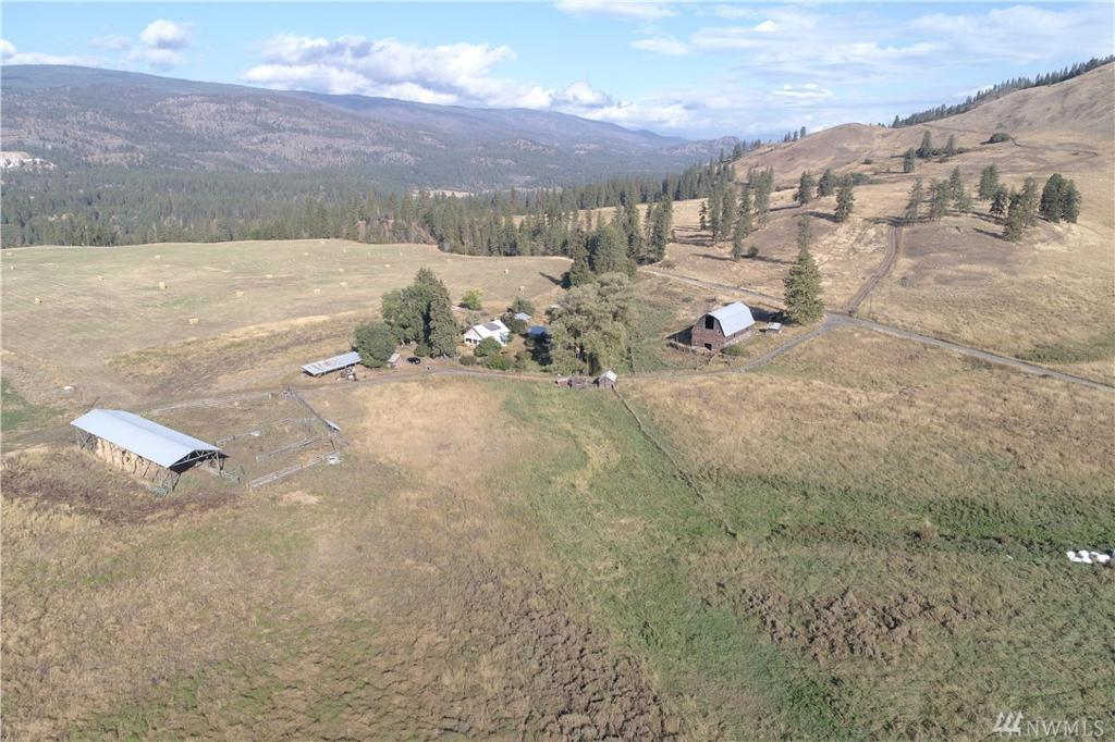 Photo of home for sale at Rd, Kettle Falls WA