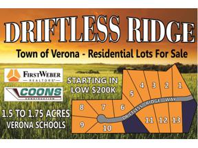 Property for sale at L12 Driftless Ridge Way, Verona,  Wisconsin 53593