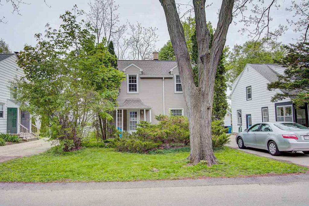 833 Maple Terr Shorewood Hills WI 53705