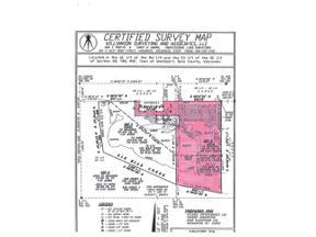 Property for sale at L3 Harbort Rd, Westport,  Wisconsin 53597