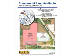 Property for sale at CSM Dalmore Rd, Deforest,  Wisconsin 53532