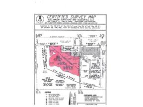 Property for sale at L1 Harbort Rd, Westport,  Wisconsin 53597